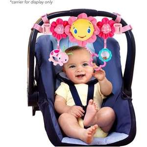 Bright starts pink car seat toy £3.99 @ Mothercare (using code) c&c