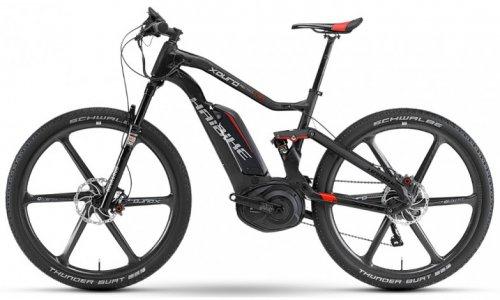 Haibike xduro full carbon electric bike (Bosch) £11999.00 @ E-Bike Shop