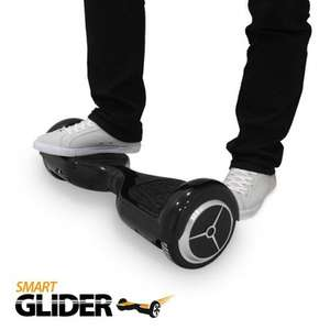 SmartGlider 2 wheel self balancing scooter £349.99 (possible £260 after cashback etc)  @ LEDHut