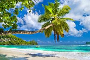 Edinburgh to Seychelles for £335.83 Return @ Crystal Travel
