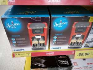 Philips Senseo Quadrante HD7863/80 £39 @ Tesco Trinity Square, Gateshead