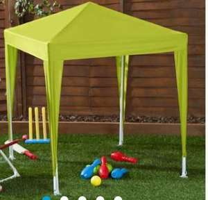Kids Gazebo  (pink or green ) £5 at Tesco Walsall