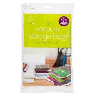 Two Vacuum storage bags £1 @ Poundland