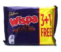 Wispa/Double Decker 4 Packs (3+1) & Smarties 4 Pack £1.00 @ Poundstretcher Instore