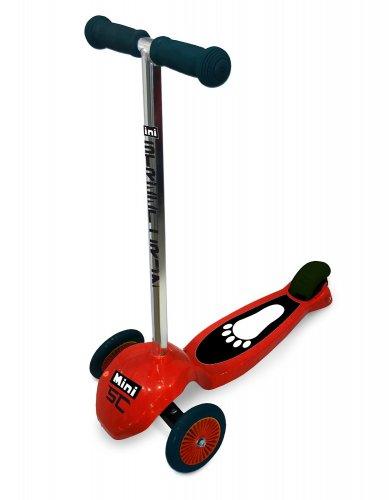 Mookie Mini Street Cruz III Tri-Scooter (good reviews) - £10.46 (Prime) £15.21 (Non Prime) @ Amazon