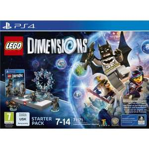 LEGO Dimensions PS4 & Xbox One Pre-order £79.99 at 365Games