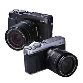 FUJIFILM X-E1 Kit (XF18-55 Lens) Refurbished