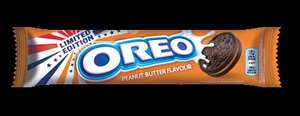 Peanut Butter Oreos New UK Version 50p instore and online @ Asda