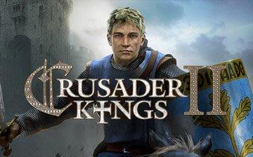 Crusader Kings 2 Bundle (Game & 10 DLC) £7.42 @ BundleStars