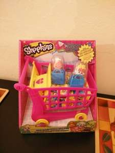 Shopkins shopping trolley £7 only @ Asda