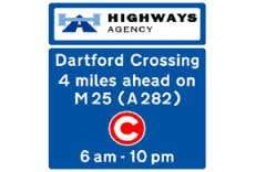 Do not pay 2.50 for Dartford crossing ( Dartcharge )! Create dartcharge account and pay 1.67 only!