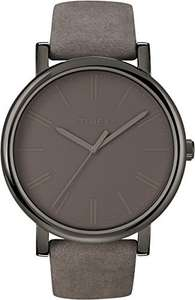 Timex Originals Quartz Watch with Dial Analogue Display and Leather Strap T2N793PF £33.95 @ Amazon