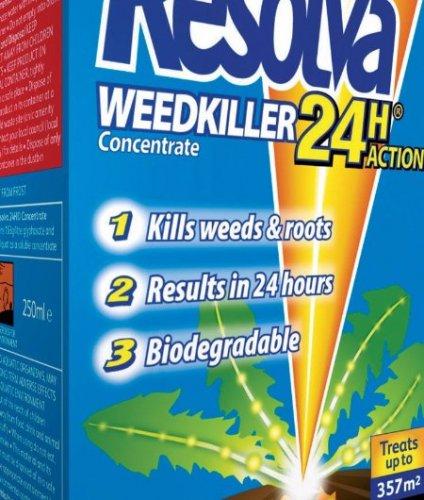 Resolva 24 Concentrate Weed Killer 250ml £2.50 @ Asda Instore