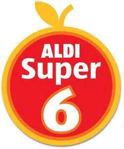 Aldi Super 6 Fruit & Vegetables - 29p from 13th August - 26th August 2015. Cucumber; Beetroot (500g); Spring Onions (100g); Iceberg Lettuce; Radish (250g); Baby Plum Tomatoes (275g)...