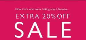 Oasis - Extra 20% off Sale