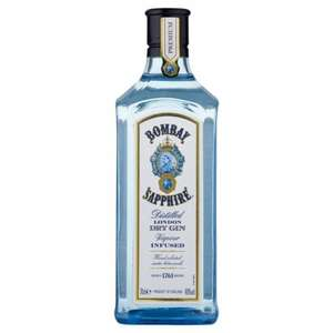 Bombay Sapphire 70cl £16 instore with free Balloon Glass @ Morrisons