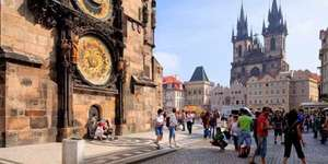 £139 pp -- Deluxe Prague Escape w/Flights, Save 61% @ travelzoo