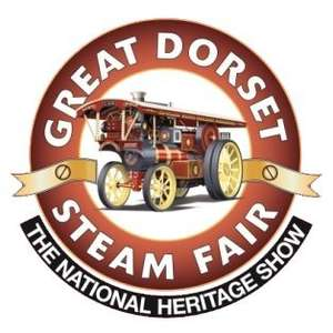 Great Dorset Steam Fair 2015 GDSF buy one get one free from £7.00
