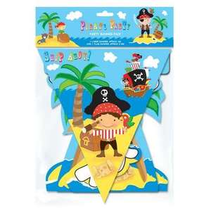Princess and Pirate party stuff 49p,64p & 74p 50% off at Dunelm - reserve & collect