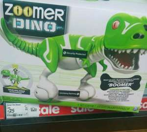 Zoomer dino 'boomer'. Only £25 @ Asda instore