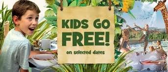 Kids Go FREE on Chessington World of Adventures Short Breaks until the 6th September