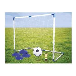 Football Goal Training Set £3.99 @ B&M