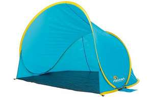 halfords aventura pop-up beach shelter - £5