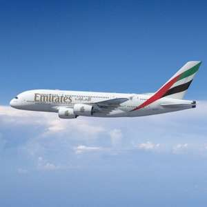 Get 10% off flights with Emirates Using O2 Priority