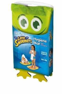 huggies little swimmers hygiene mat £0.50 sainsburys