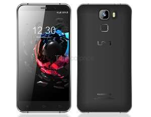 "UMI HAMMER S 5.5"" 4G Ultra-durable Smartphone Capacitive IPS Curved Edge 2.5D Arc Screen Quad-core 1.0 GHz 2GB RAM & 16GB ROM 13MP Camera and Fingerprint Scanner £103.91 Delivered from FocalPrice"