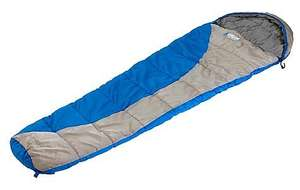 Urban Escape Junior Tahoe Mummy Sleeping Bag Blue @ HALFORDS £15 down to £5