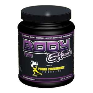 Power Performance Body Effects (Grape) - 570 grams for £9.00 + Shipping @ Atronutrition