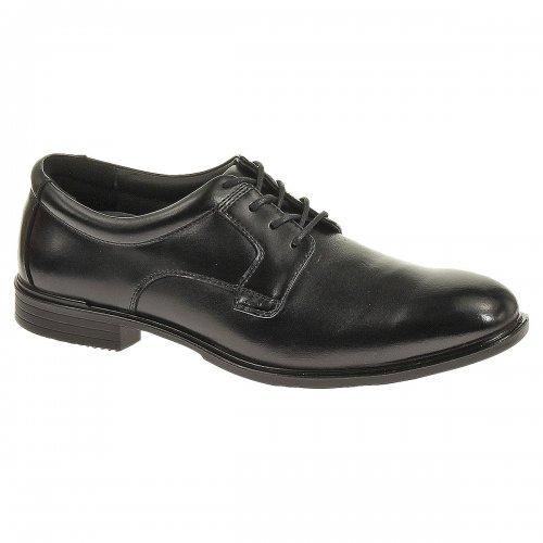 Hush Puppies Vito, Men's Oxford Shoes. Black - £35 @ Amazon