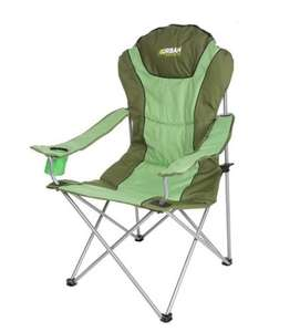 Halfords Urban Escape Folding Chair - £10. Instore or Free click and collect