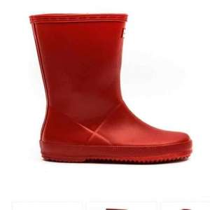 Hunter wellies, first classic infants £14.40 delivered @ cloggs