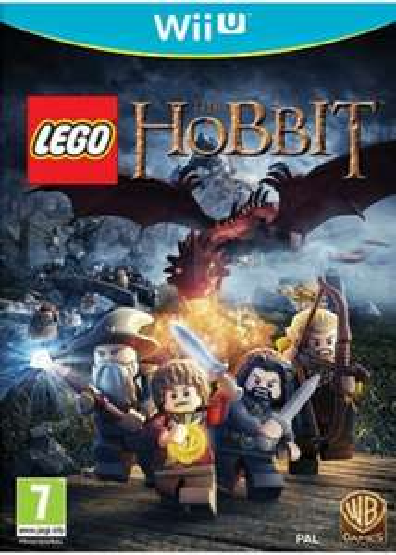 Lego The Hobbit Wii U £9.99 @ Base.com
