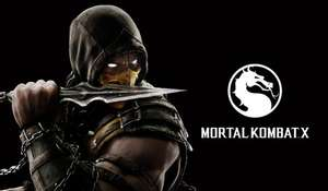 Mortal Kombat X PS4 £22.92 @ Amazon (use flubit!)