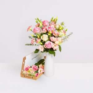 3 deliveries of Bloom & Wild flowers for £45 or less