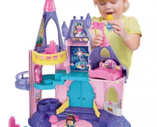 Fisher Price Little People Disney princess castle £29.99 @ argos