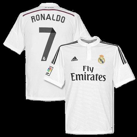 Various 2014/15 Kids/Mens/Womens Football Shirts WITH PRINTING from £15-£20 @ Kitbag Clearance (ebay) - Free P&P