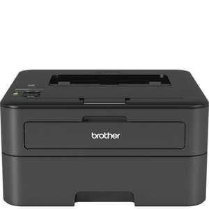 Brother HL-L2340DW mono laser printer with auto duplex and wireless, very cheap compatible toner/cartridge,  possible 11% quidco cashback £72.59 @ Viking Direct