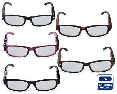 Led Reading Glasses £2.99 @ Aldi