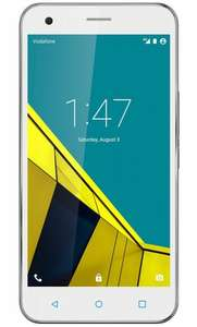 Vodafone Smart Ultra 6 Smartphone Touchscreen Pay As You Go Android Handset 16GB £125 @ Amazon