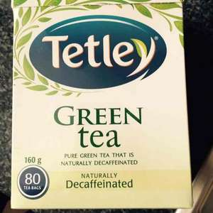 80 tetley decaf greet tea bags 99p at home bargains