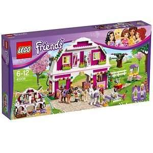 LEGO Friends 41039 Sunshine Ranch Playset £33.99 delivered at Argos/Ebay.