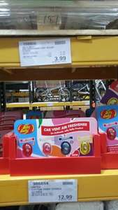 Jelly Belly car air scent freshener 4 pack £4.78 @ costco