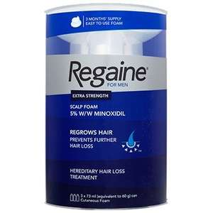 Regaine triple pack 3 month £46.90 @ Co-op Healthcare