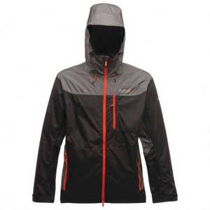 Regatta Outflow waterproof jacket. £34.99 down from £100 @ Sport  Pursuit. A few different colours and styles available