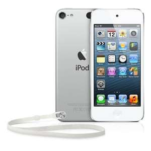 Refurbished iPod touch 64GB - White & Silver (5th generation) @ Apple £169
