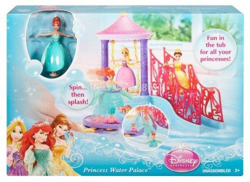 Disney Princess Water Palace Bath PlaySet was £20 now £8.00 @ Sainsburys instore